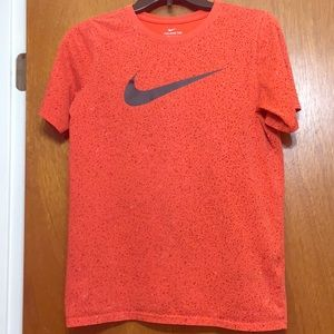 Nike tee Dri-fit shirt.
